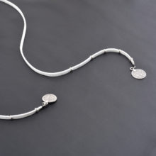 Gothic Black Velvet Choker Maxi Necklace With Medallions