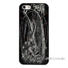Gothic Black Sabbath Skull Phone Case Cover Iphone Samsung