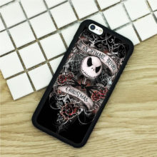 Gothic Jack A Nightmare Before Christmas Phone Case Iphone & Samsung