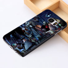 Gothic Nightmare Before Christmas Jack And Bride Phone Case – Samsung & Iphone
